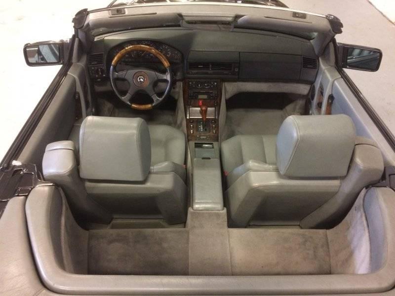 MERCEDES SL300-24V – 1989 – 17 750 €