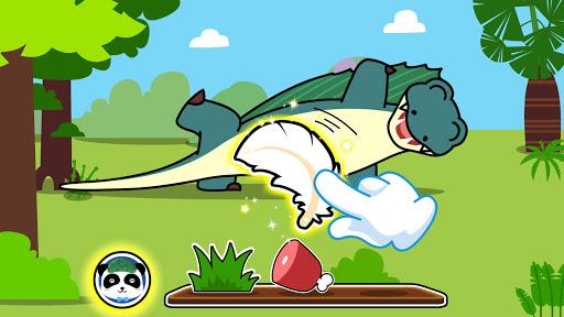 Le monde des dinosaures fond d'écran 2