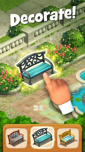 Gardenscapes  screenshots 3
