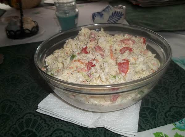 Family Cole Slaw Recipe