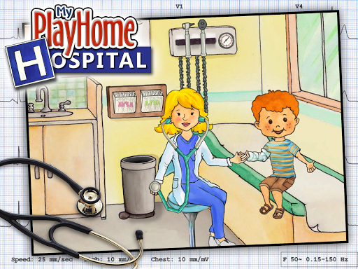 My PlayHome Hospital - screenshot