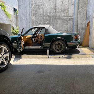 ロードスター NA6CE のカスタム事例画像 Kazuさんの2020年10月29日08:08の投稿