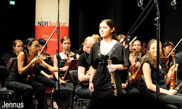 Photo: Cristina Gómez Godoy  Preisträgerin beim internationalen Wettbewerb der ARD in München 2011.
