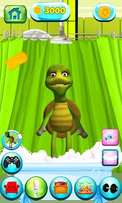 Talking Turtle - screenshot