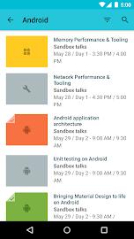 Google I/O 2015 Screenshot 3