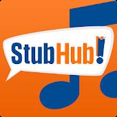 StubHub Music: Concert Tickets
