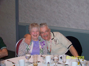 Photo: Joan and Fred Hall
