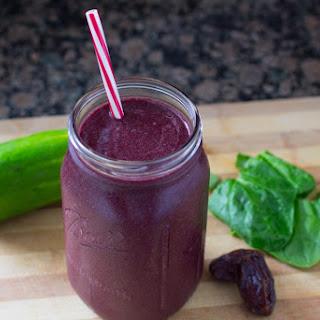 Purple Power Smoothie Recipe by Dr. Joel Fuhrman.