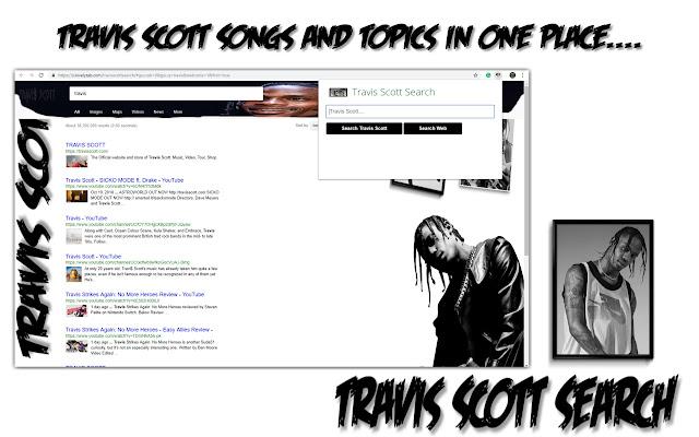 Travis Scott Search