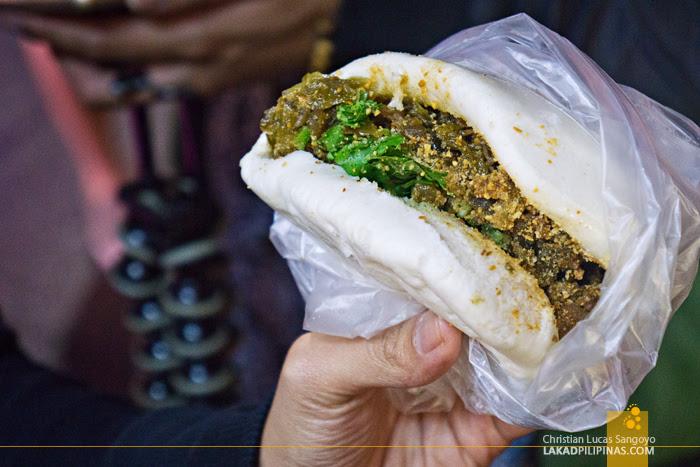 Shida Night Market Gua Pao