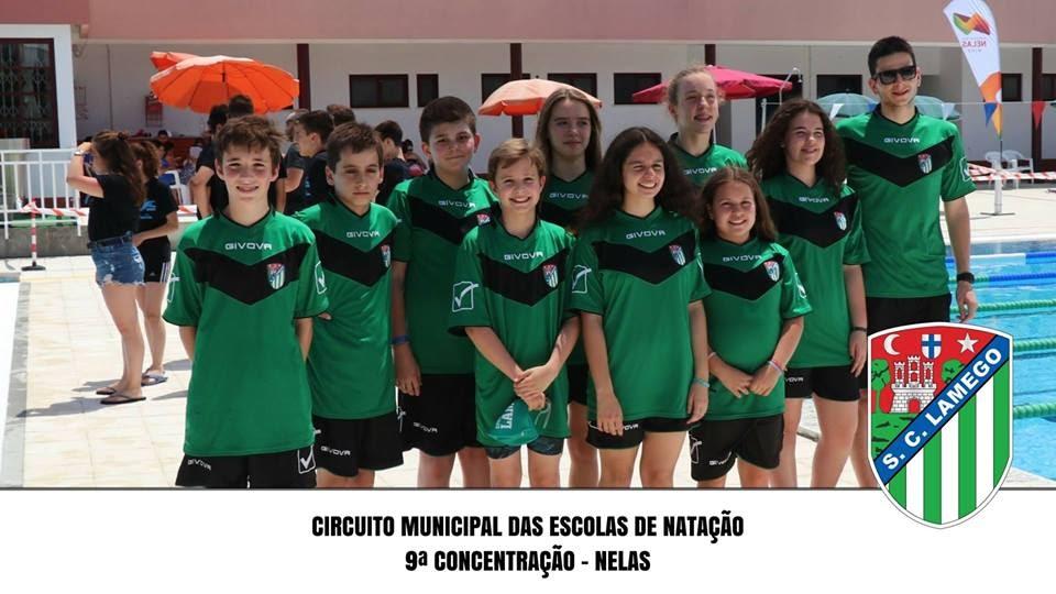 Sporting Clube de Lamego próximo do pleno