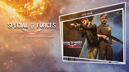 Special Forces- Battle of Honor  captures d'écran 1