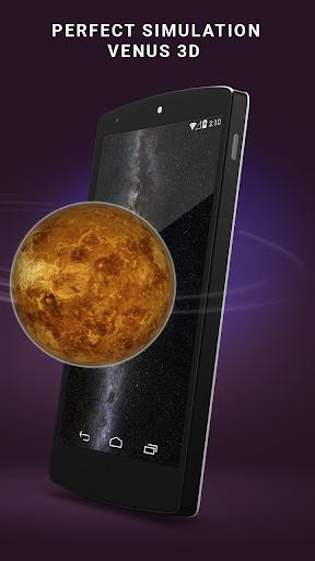 3D Realistic Venus LWP HD