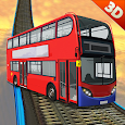 impossible bus simulator 2018 : real bus climb
