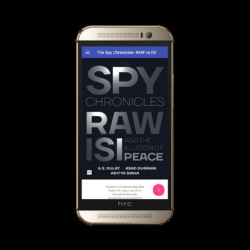 The Spy Chronicles- RAW vs ISI