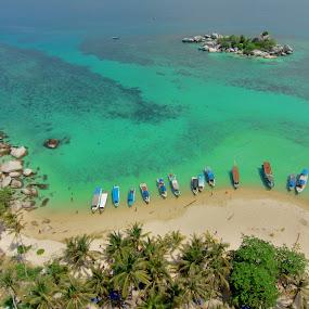 remote control by Boy De - Landscapes Beaches