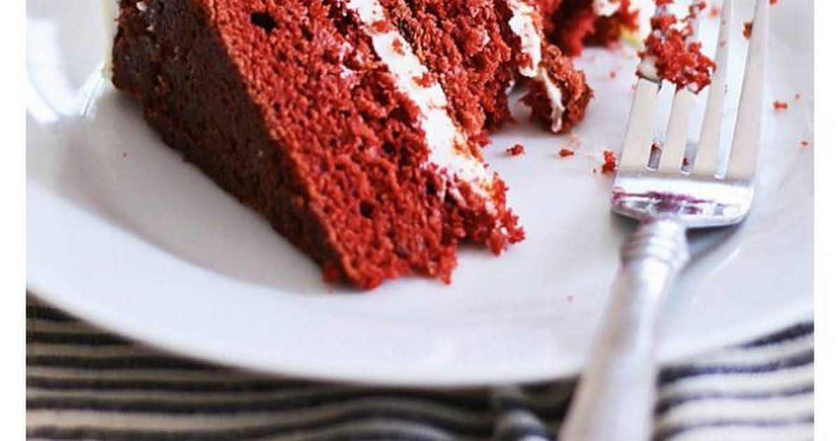 10 Best Red Velvet Cake No Food Coloring Recipes