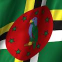 dominican flag wallpaper icon