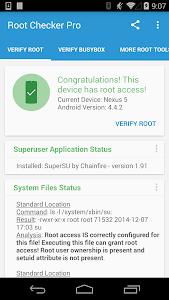 Root Checker Pro v1.4.2