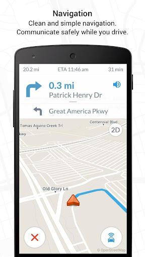 Scout GPS Navigation & Meet Up  screenshots 5