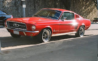 Ford Mustang Fastback Rent Minas Gerais