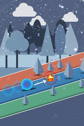 Mr. Triple Jump: Tiny Ball Run image   3