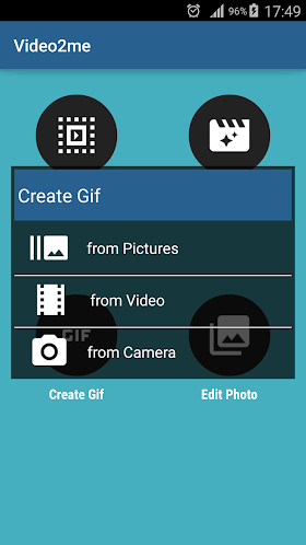 Video2me Pro:Video Gif Maker 0.9.9.5 APK
