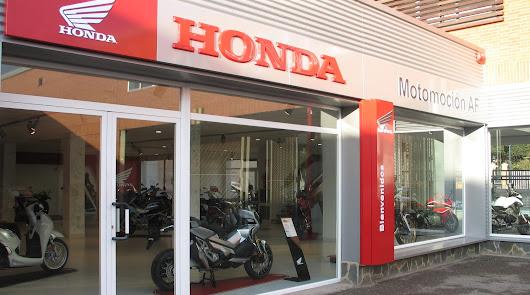 La mejor oferta para estrenar moto, en Honda Motomoción AF