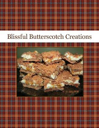 Blissful Butterscotch Creations