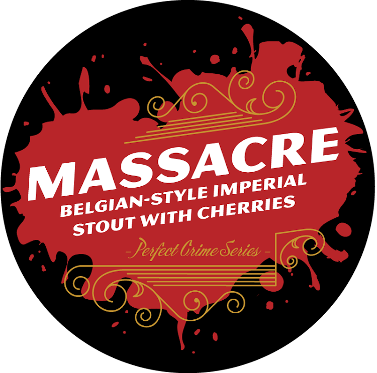 Logo of Speakeasy Massacre Belgian Imperial Stout With Cherries