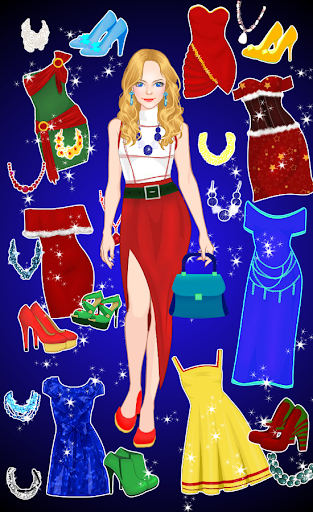 Princess Christmas Shopping screenshots 16