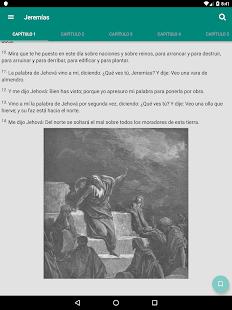 Download Biblia Reina Valera con Ilustraciones For PC Windows and Mac apk screenshot 13