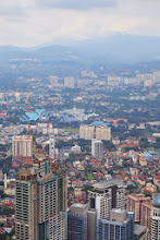 Photo: The city is huge