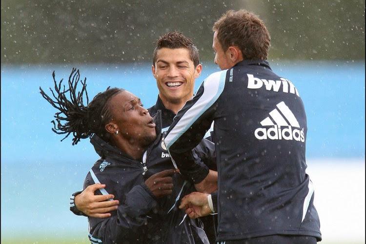 """Ex-speler van Real Madrid komt met schitterende anekdotes op de proppen: """"Hij toverde de kelder van zijn huis om in een nachtclub"""""""