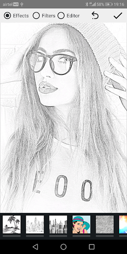 Pencil Photo Sketch-Sketching Drawing Photo Editor screenshots 9