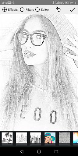 Pencil Photo Sketch-Sketching Drawing Photo Editor 1.4.4 screenshots 9