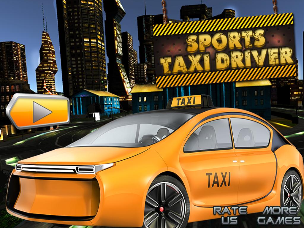 Car Taxi Signals Driving Games