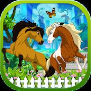 Free spirit horse: super worlds adventure