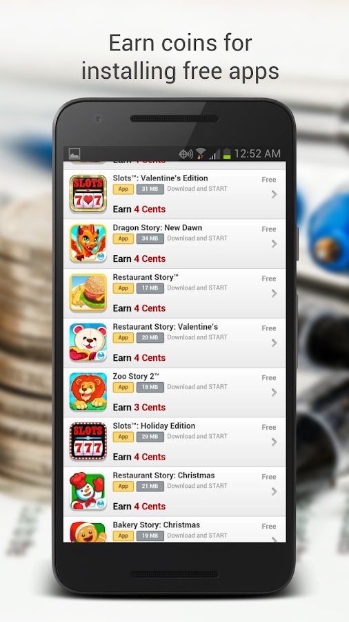 Earn Free Cash or Make Money- screenshot