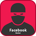 Hacker per facebook scherzo icon