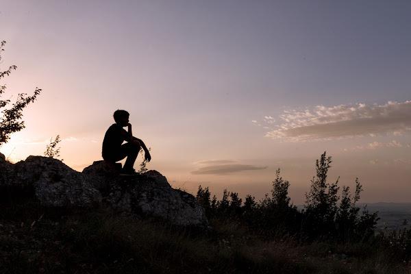 Al tramonto di giuliobrega