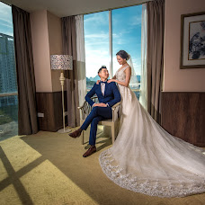 Wedding photographer Steven Yam (stevenyamphotog). Photo of 09.03.2017