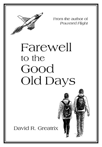 Farewell To The Good Old Days cover