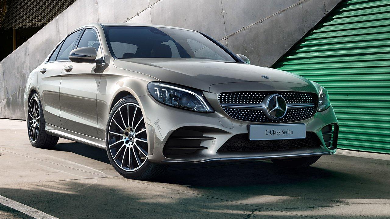 Mercedes-Benz C200 Mild Hybrid