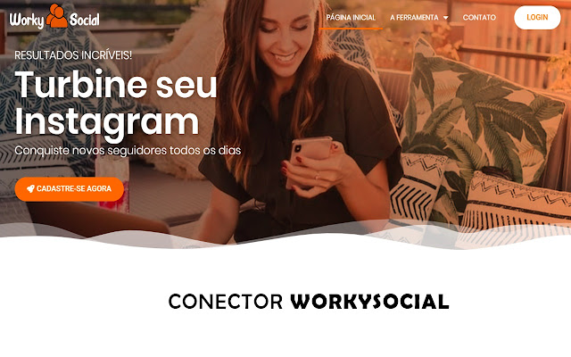 Connector Worky Social