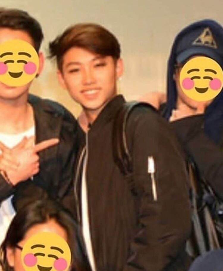 Stray Kids Felix predebut