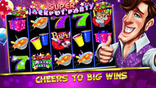 Jackpot Party Casino: Free Slots Casino Games 10