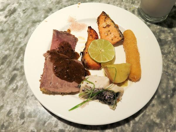板橋凱撒大飯店-朋派自助餐廳
