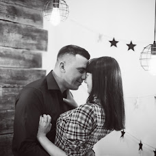 Wedding photographer Nikita Okhakhlin (kot94). Photo of 16.02.2017