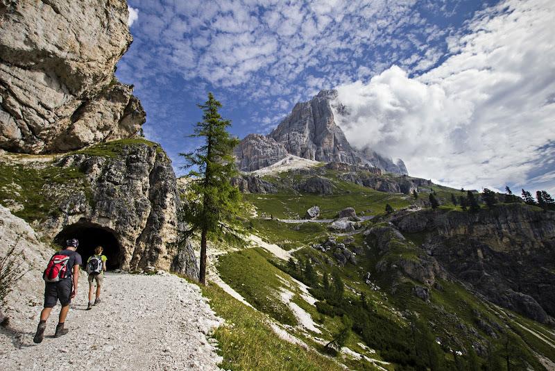 Tofana di Rozes, Dolomiti di Sebastiano Pieri